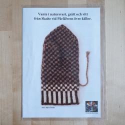 Knitting Pattern Gloves Skaite