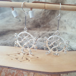 Earrings By Juhls Nr 165...