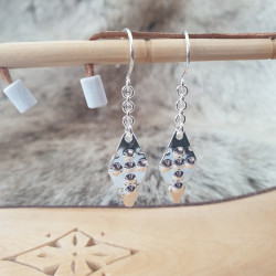 Earrings By Juhls Nr 150...