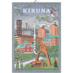 Kökshandduk Kiruna