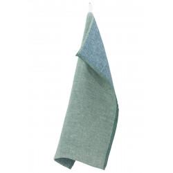 Tea Towel Linen Green