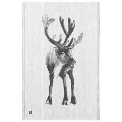 Kitchen Towel Reindeer