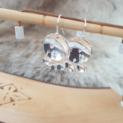 Earrings Sami Three Details
