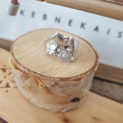Ring Kebnekaise  Silver...