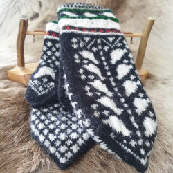 Gloves Wool Grouse