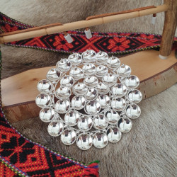 Brooch Silver Large