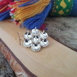 Broosch Silver X-Small