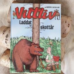 """Bok Viltliv """"Laddat För..."""