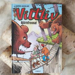 """Bok Viltliv """"Björnfrossa"""""""