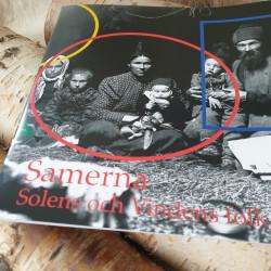 Bok Samerna - Solens Och...