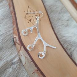 Earring Reindeerantler Details