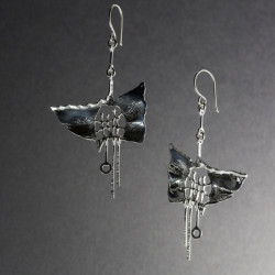 Earrings Nr 581 Juhls
