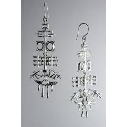 Earrings Nr 582 Juhls