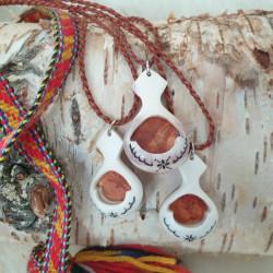 Halsband Lapporten