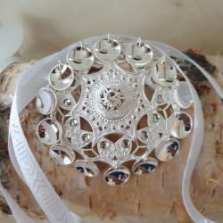 Brooch Transparent Stones...