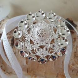 Brooch Silver Juhls