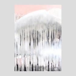 Artprint Mountain Fog Art...
