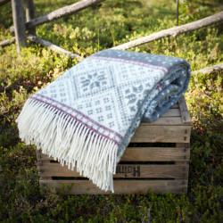 Wool Blanket Snow