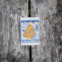 Tygmärke Norrbotten