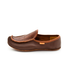Kero Slippers  Dark Brown