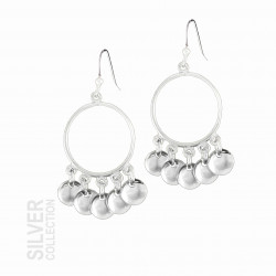 Earrings Sålbbå Silver By Jokkmokks Tenn