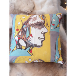Pillowcase By Ulrika Tapio Blind