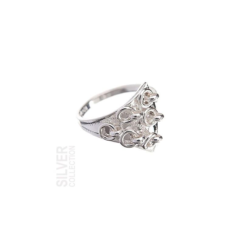 Ring Vaisa Silver By Jokkmokks Tenn