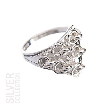 Ring Vaisa Silver By Jokkmokks Tenn
