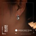 Earrings Kukkolaforsen Silver By Jokkmokks Tenn