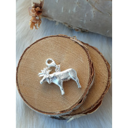 Bracelet Moose Silver By Jokkmokks Tenn