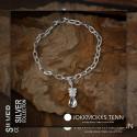 Bracelet Spoon Silver By Jokkmokks Tenn