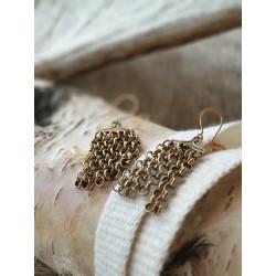 Earrings paradise Bronze By Kalevala
