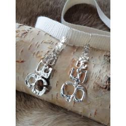 Örhänge Tundra Nr 552 Silver Från Juhls