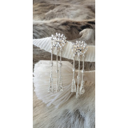 Earrings Tundra Nr 555 Silver By Juhls