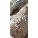 Örhänge Tundra Nr 586 Silver Juhls