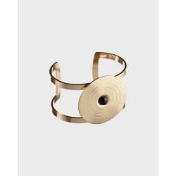 Armband Kosmos Svart Onyx Brons Från Kalevala