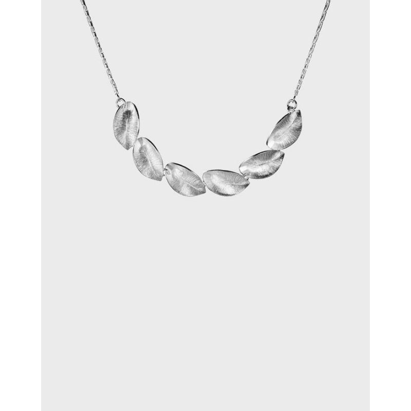 Pendant Snowflower Large Silver By Kalevala