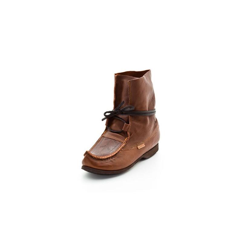 Kero Blötnäbb Shoe Antikbrown