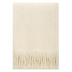 Blanket Mohair White