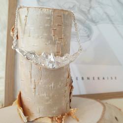 Halsband Kebnekaise Silver...